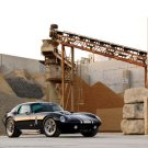 "Roush Shelby Daytona Cobra Coupe Car Poster Print on 10 mil Archival Satin Paper 16"" x 12"""