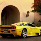 "Saleen S7 Car Poster Print on 10 mil Archival Satin Paper 20"" x 15"""