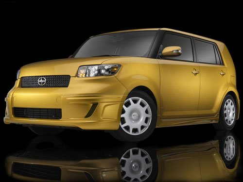 "Scion xB RS 5.0 Concept Car Poster Print on 10 mil Archival Satin Paper 16"" x 12"""