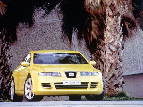 "Seat Bolero 330 BT Concept Car Poster Print on 10 mil Archival Satin Paper 16"" x 12"""