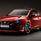 """Seat Bocanegra Sport Coupe Concept Car Poster Print on 10 mil Archival Satin Paper 20"""" x 15"""""""