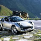 """Smart Roadster Coupe Concept Car Poster Print on 10 mil Archival Satin Paper 16"""" x 12"""""""