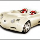 """Toyota CS and S Concept Car Poster Print on 10 mil Archival Satin Paper 16"""" x 12"""""""
