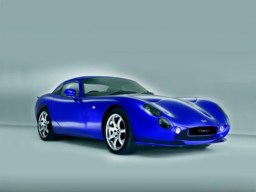 "TVR Tuscan S Concept Car Poster Print on 10 mil Archival Satin Paper 16"" x 12"""