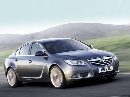 "Vauxhall Insignia Concept Car Poster Print on 10 mil Archival Satin Paper 16"" x 12"""