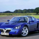 "Vauxhall VX 220 Turbo Car Poster Print on 10 mil Archival Satin Paper 16"" x 12"""