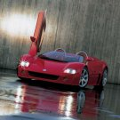 """Volkswagen W12 Concept Car Poster Print on 10 mil Archival Satin Paper 16"""" x 12"""""""