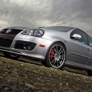 """Volkswagen H and R GTI Project Car Poster Print on 10 mil Archival Satin Paper 16"""" x 12"""""""