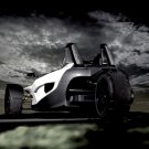 "Volkswagen GX3 Horizon Concept Car Poster Print on 10 mil Archival Satin Paper 16"" x 12"""