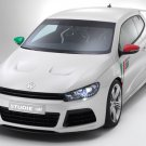 "Volkswagen Scirocco Studie R Concept Car Poster Print on 10 mil Archival Satin Paper 16"" x 12"""