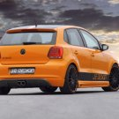 """Volkswagen Polo 2010 Concept Car Poster Print on 10 mil Archival Satin Paper 16"""" x 12"""""""