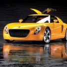 "Volkswagen Eco Racer Prototype Car Poster Print on 10 mil Archival Satin Paper 20"" x 15"""