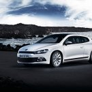 "Volkswagen Scirocco Concept Car Poster Print on 10 mil Archival Satin Paper 20"" x 15"""