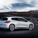 "Volkswagen Scirocco Concept Car Poster Print on 10 mil Archival Satin Paper 20"" x 15"""