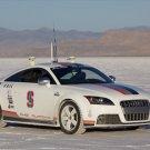 "Audi TTS Pikes Peak Car Poster Print on 10 mil Archival Satin Paper 16"" x 12"""