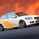 "Volvo C30 Heico Sema Concept Car Poster Print on 10 mil Archival Satin Paper 16"" x 12"""
