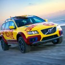 "Volvo XC70 Catalina Isle Surf Rescue Unit Car Poster Print on 10 mil Archival Satin Paper 20"" x 15"""