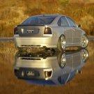 """Volvo S40 Evolve Sedan Concept Car Poster Print on 10 mil Archival Satin Paper 20"""" x 15"""""""
