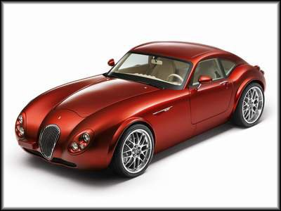 "Wiesmann GT MF4 Car Poster Print on 10 mil Archival Satin Paper 16"" x 12"""