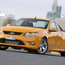 "Ford FG Falcon Ute XR6 Turbo Concept Car Poster Print on 10 mil Archival Satin Paper 16"" x 12"""""