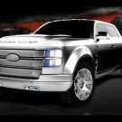 "Ford F250 Super Chief Concept Truck Poster Print on 10 mil Archival Satin Paper 16"" x 12"""""