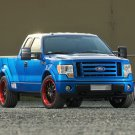 """Ford F-150 H and R Springs Hot Rod Truck Poster Print on 10 mil Archival Satin Paper 16"""" x 12"""""""""""