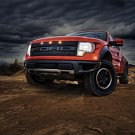 "Ford F150 SVT Raptor Price Truck Poster Print on 10 mil Archival Satin Paper 16"" x 12"""