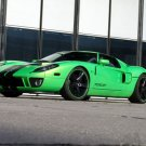 """Ford GT Geiger HP790 Car Poster Print on 10 mil Archival Satin Paper 16"""" x 12"""""""""""