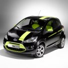 "Ford Ka Digital Art Concept Car Poster Print on 10 mil Archival Satin Paper 20"" x 15"""