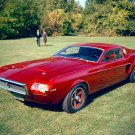 "Ford Mustang Mach 1 Concept Car Poster Print on 10 mil Archival Satin Paper 16"" x 12"""""