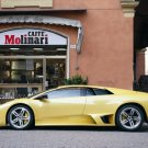 "Lamborghini Murcielago LP640 Car Poster Print on 10 mil Archival Satin Paper 16"" x 12"""