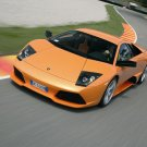 "Lamborghini Murcielago LP640 Car Poster Print on 10 mil Archival Satin Paper 16"" x 12"""