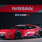 "Nissan GT-R Race Car Poster Print on 10 mil Archival Satin Paper 16"" X 12"""