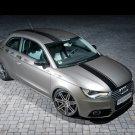 "Audi A1 HS Motorsport Concept Car Poster Print on 10 mil Archival Satin Paper 20"" x 15"""