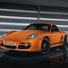 "Porsche Boxster S Design Edition Car Poster Print on 10 mil Archival Satin Paper 20"" x 15"""