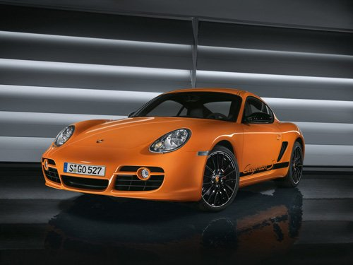 "Porsche Boxster S Design Edition Car Poster Print on 10 mil Archival Satin Paper 16"" x 12"""