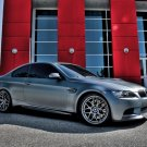 "BMW Vorsteiner M3 Coupe GTS3 Car Poster Print on 10 mil Archival Satin Paper 16"" x 12"""