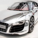 "Audi R8 Platinum Car Poster Print on 10 mil Archival Satin Paper 16"" x 12"""