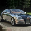 "Bugatti 16 C Galibier Concept Car Poster Print on 10 mil Archival Satin Paper 20"" x 15"""