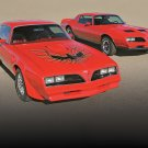 "Pontiac Trans Am and Formula Car Poster Print on 10 mil Archival Satin Paper 16"" x 12"""