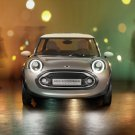 "Mini Rocketman Concept Car Poster Print on 10 mil Archival Satin Paper 26"" x 16"""