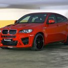 "G-Power BMW X6 M Typhoon S Car Poster Print on 10 mil Archival Satin Paper 16"" x 12"""