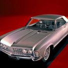 "Buick Riviera 1963-65 Car Poster Print on 10 mil Archival Satin Paper 20"" x 15'"