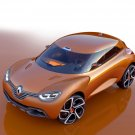 "Renault Captur Concept Car Poster Print on 10 mil Archival Satin Paper 16"" x 12"""