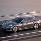"Porsche Panamera Turbo S Car Poster Print on 10 mil Archival Satin Paper 16"" x 12"""