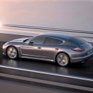 "Porsche Panamera Turbo S Car Poster Print on 10 mil Archival Satin Paper 20"" x 15"""