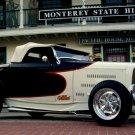 "Ford Roadster (1932) Custom Car Poster Print on 10 mil Archival Satin Paper 30"" x 20"""