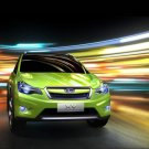 "Subaru XV Concept Car Poster Print on 10 mil Archival Satin Paper 16"" x 12"""