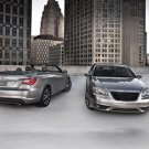 "Chrysler 200 S Convertible Car Poster Print on 10 mil Archival Satin Paper 20"" x 15"""