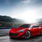 "Scion FR-S Sports Coupe Concept Car Poster Print on 10 mil Archival Satin Paper 16"" x 12"""